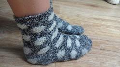 Ces chaussettes de chez H&M que je possède en 15 exemplaires...