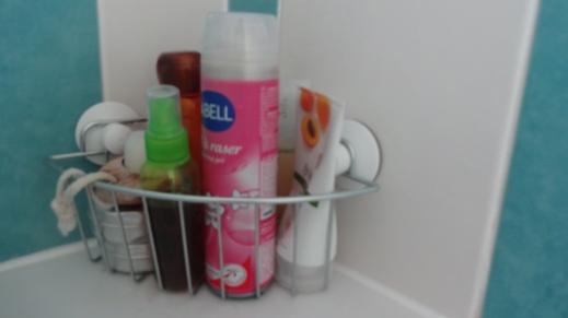 Panier de douche : Ikea IMMELN : plus dispo