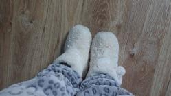 Les chaussons que je pourrai porter toute l'année !