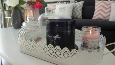 Panier : Tati & Bougie : Les Bougies de Charroux