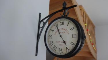Horloge : Action